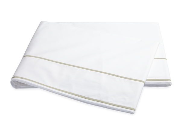 Matouk Ansonia Bedding Collection - Almond