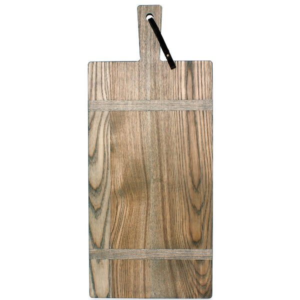 Large Rectangular Ash Cutting Board
