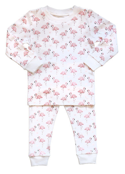 2-Piece Long Pajama