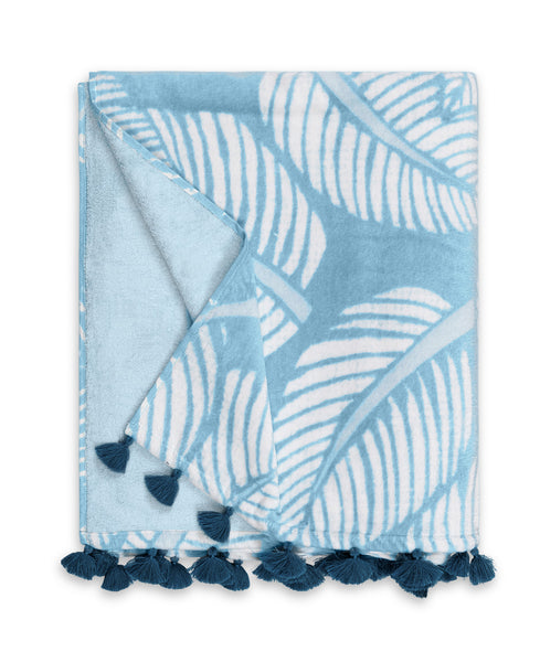 Matouk Costa Rica Beach Towel, Sky