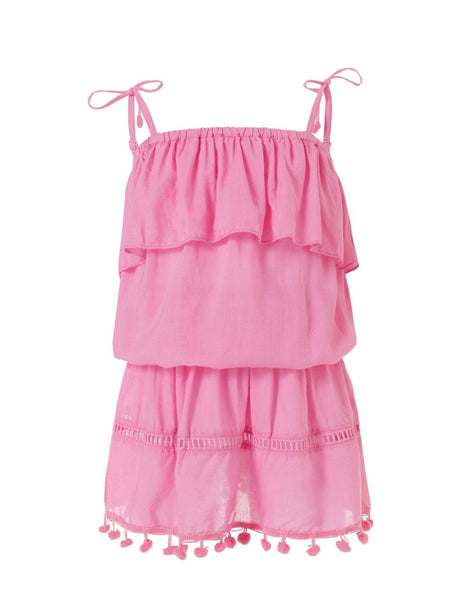 Melissa Odabash Girls' Joy Beach Dress