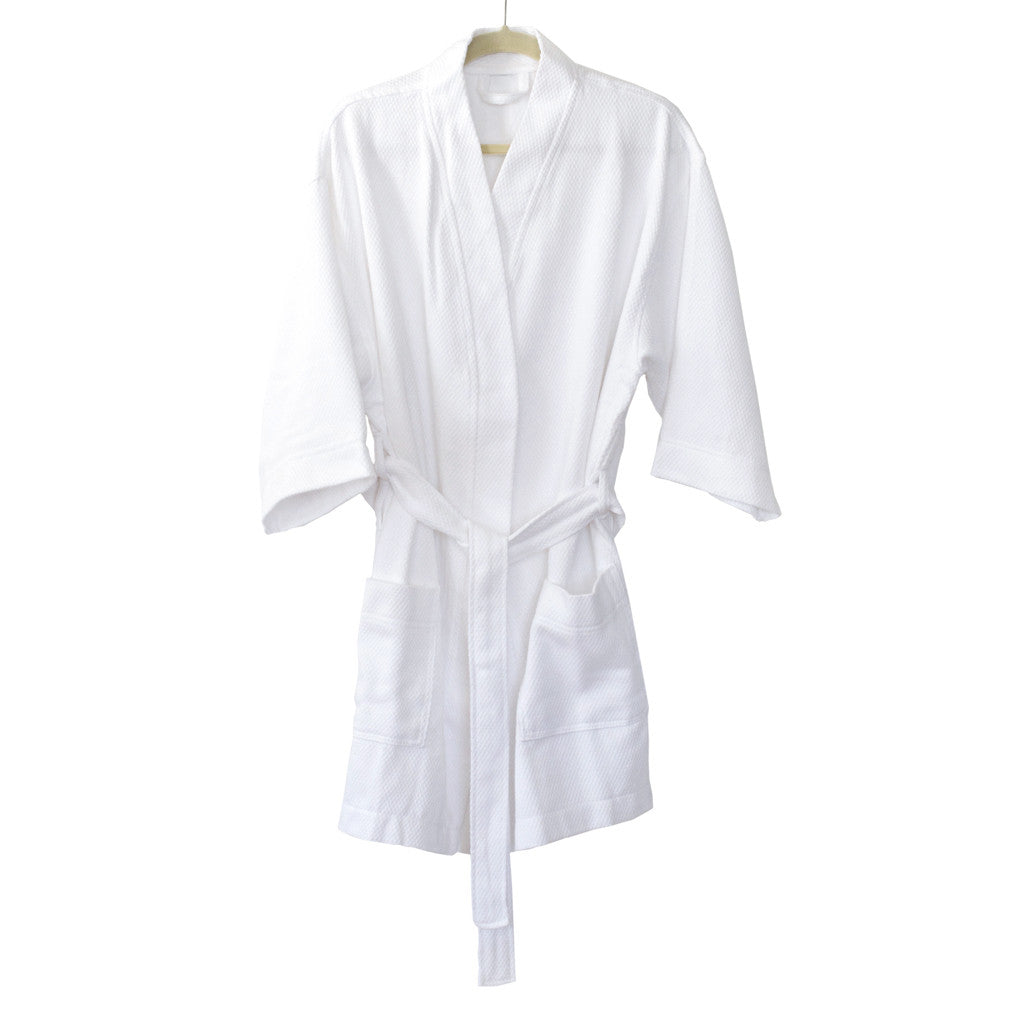 Turkish-T Short Bathrobe S/M