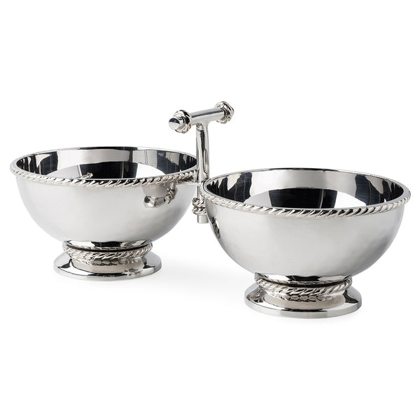 Juliska Graham Small Double Cocktail Bowl