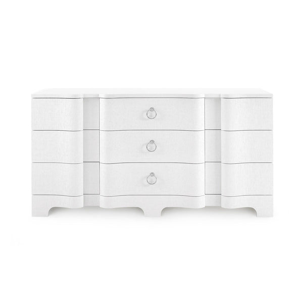 Bardot Extra Large 9 Drawer Dresser