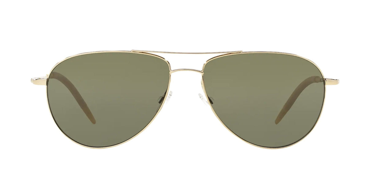Oliver Peoples Benedict Sunglasses, Gold