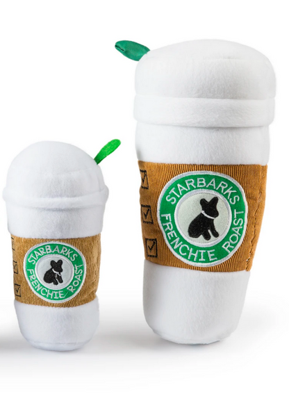 Starbarks Coffee Cup Plush Toy