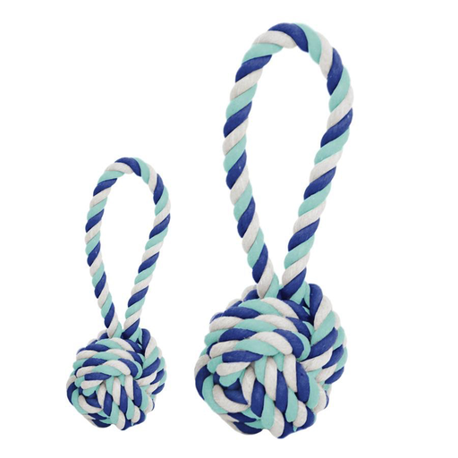Aqua Tug & Toss Rope Dog Toy, Small