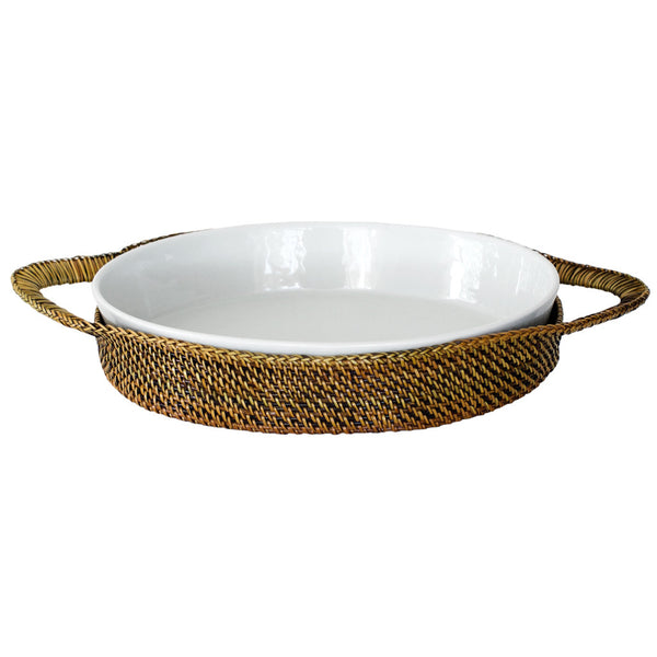 Oval Tray, Medium