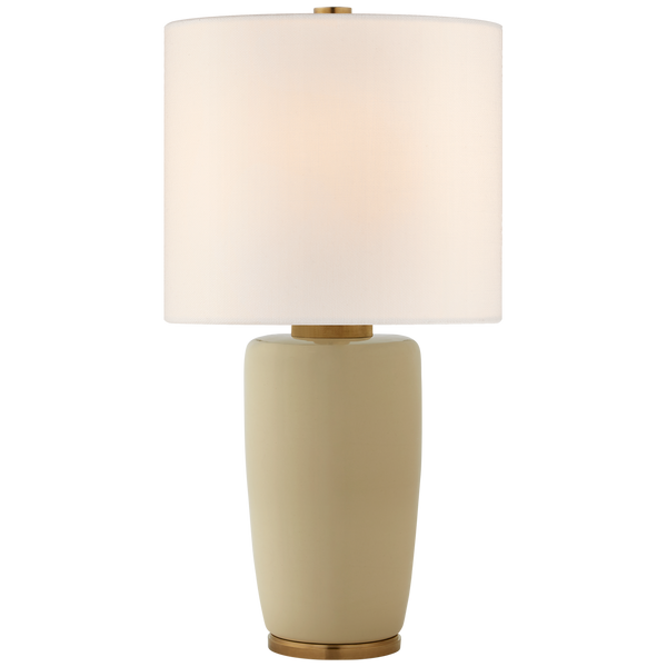 Chado Large Table Lamp, Coconut