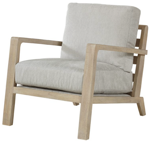 Corby Chair in Stone