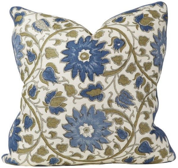 Trotwood Hydrangea Pillow