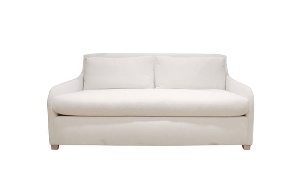 Sophie Loveseat in Perennials Sea Salt