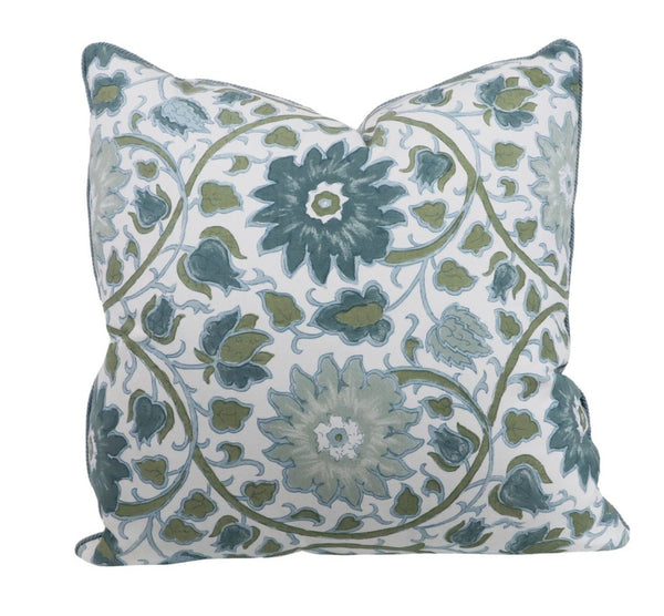 Trotwood Gossamer outdoor pillow