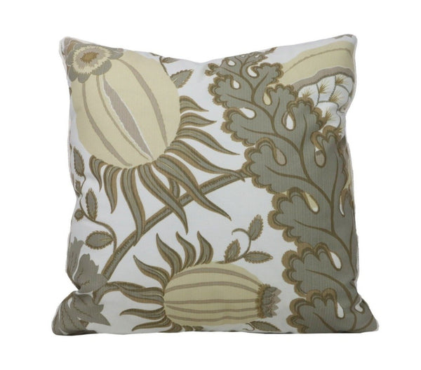 carnival grigio outdoor pillow