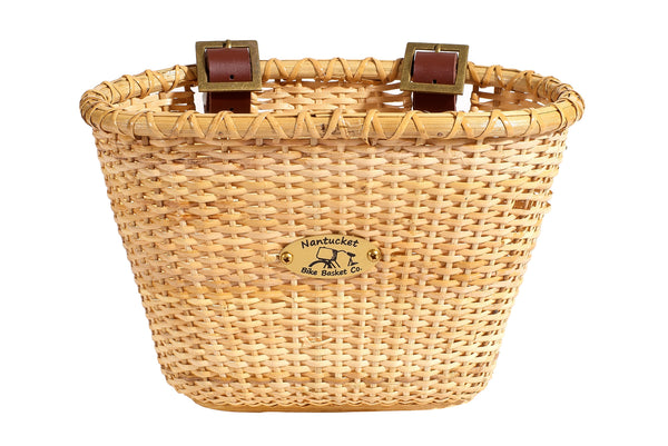 Lightship Child Oval Basket, Natural