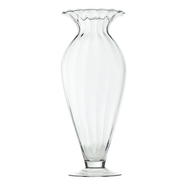 giselle glass vase tall
