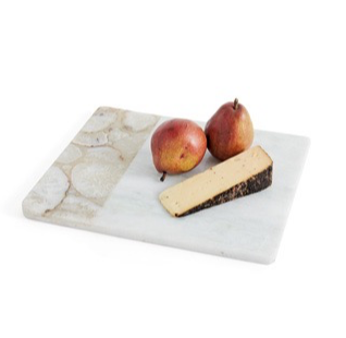 Barclay Marble and Agate Cheese Board