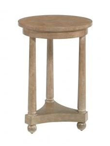 Honore Spot Table in Driftwood