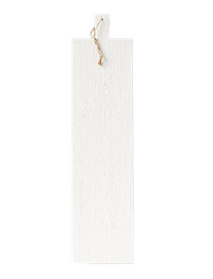 white farmtable plank