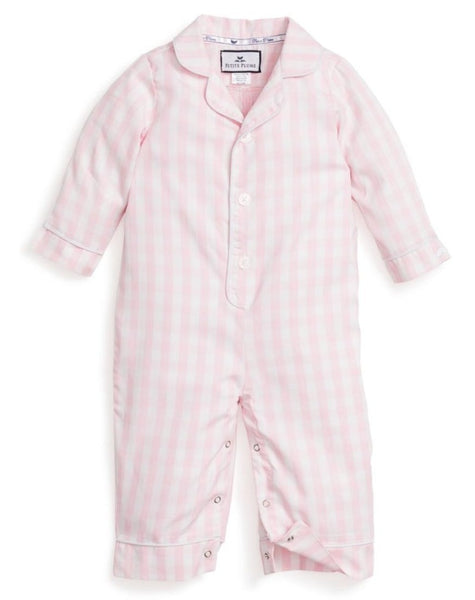 Children's Gingham Romper