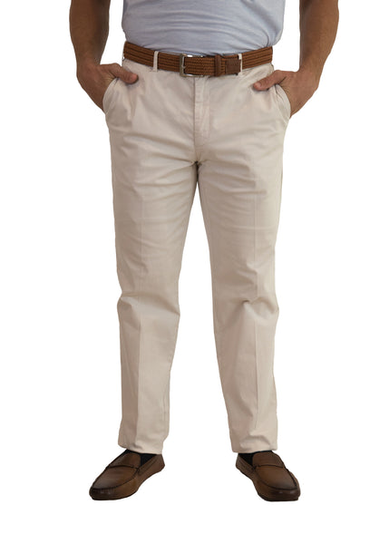 Peter Millar Crown Soft Flat-Front Trouser