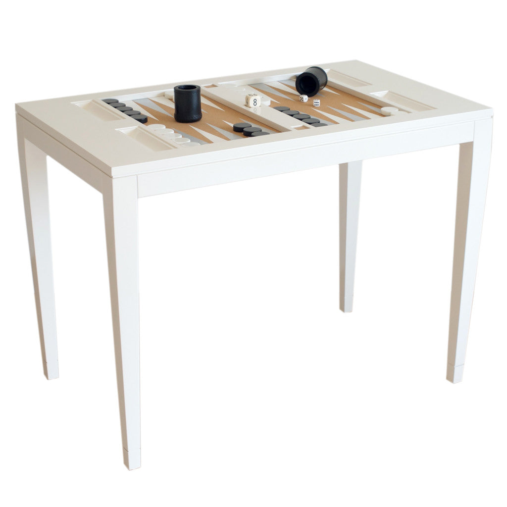 Dove Backgammon Table