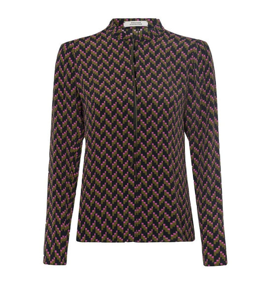 Dorothee Schumacher Graphic Power Blouse