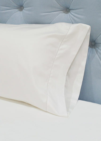 Hemstitch Pillow Case Pair