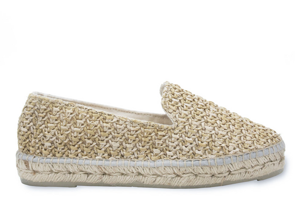 Manebi Slipper, Raffia Net
