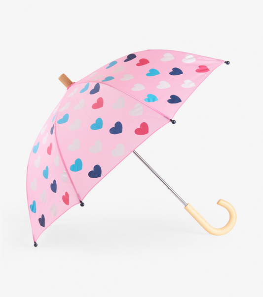 Lovely Hearts Umbrella