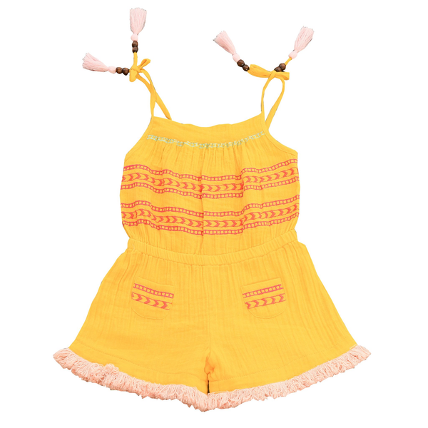 Girls Inez Romper
