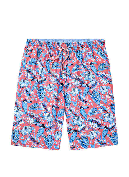 Peter Millar Toucanopy Swim Trunk