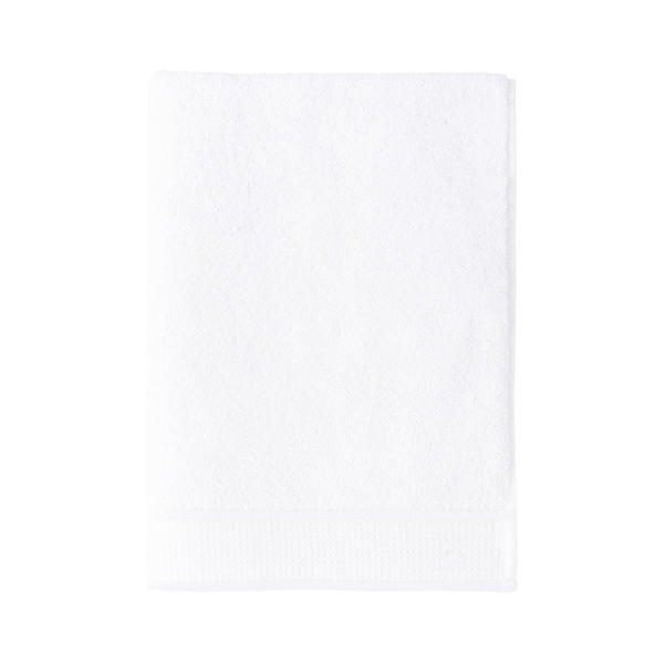 Yves Delorme Flandre Bath Towel Collection - Blanc