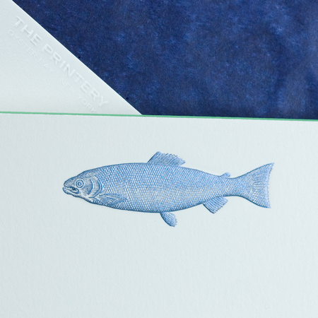Fish Note Cards