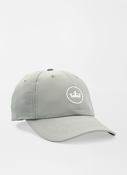 Peter Millar Crown Seal Performance Hat, Smoke