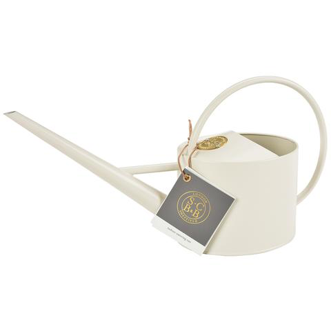 Greenhouse/Indoor Watering Can, Buttermilk-Sophie Conran