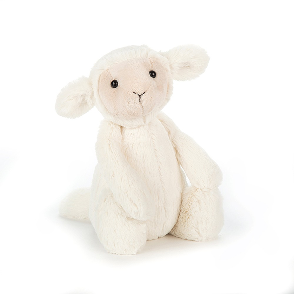 Jellycat Bashful Lamb, Medium
