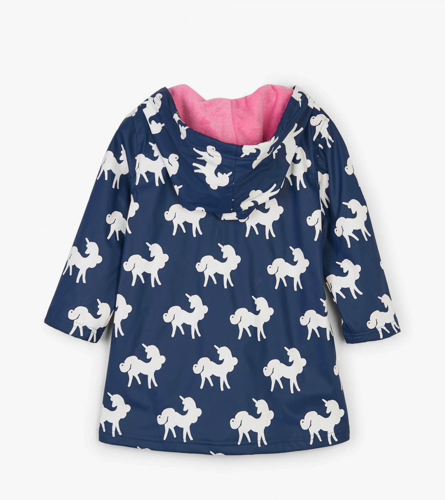Color Changing Unicorns Splash Jacket