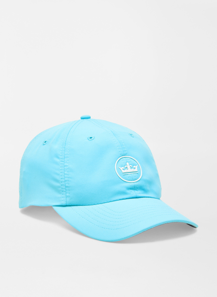 Peter Millar Crown Seal Performance Hat, Tropical Blue