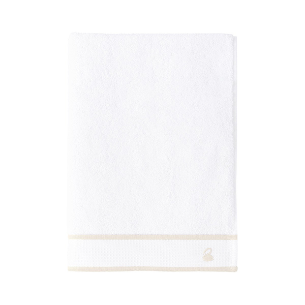 Yves Delorme Flandre Bath Towel Collection, Nacre