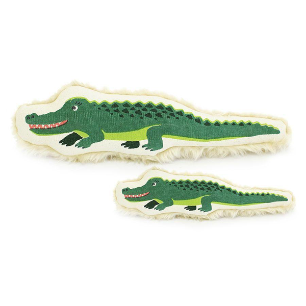 Alligator Canvas Toy, Small