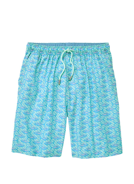 Peter Millar Not So Yellowtail Swim Trunk