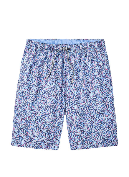 Peter Millar Mad Monstera Swim Trunk