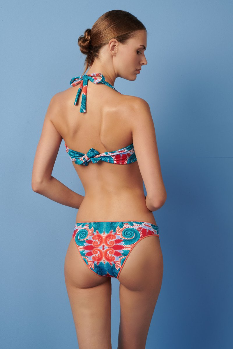 Paolita Bahati Bandeau Top & Reversible Bottom Set