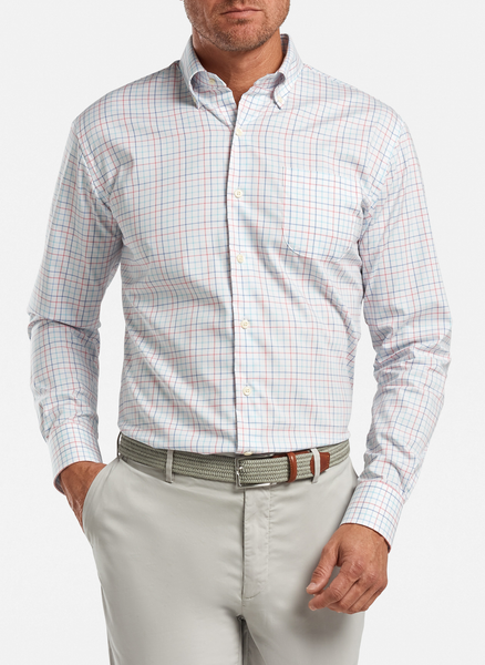 Peter Millar Crown Ease Everett Sport Shirt