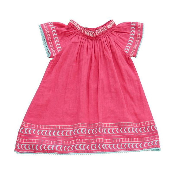 Mer St. Barth Girls' Hadley Dress