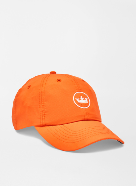 Peter Millar Crown Seal Performance Hat, Orange Peel