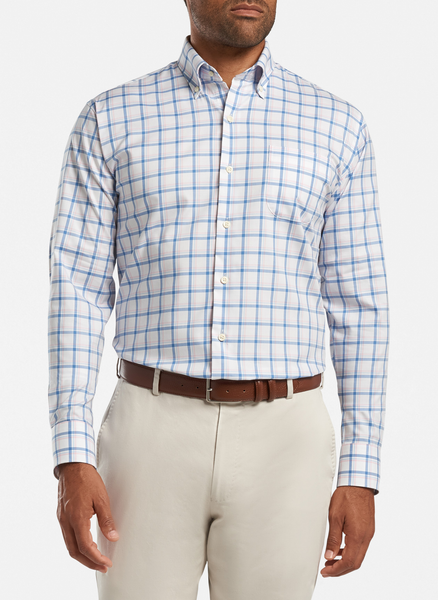 Peter Millar Crown Ease Newton Sport Shirt