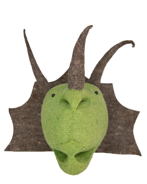 Triceratops Head