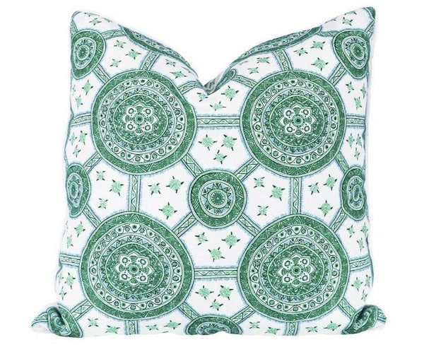 Petite Nellcote Outdoor Pillow
